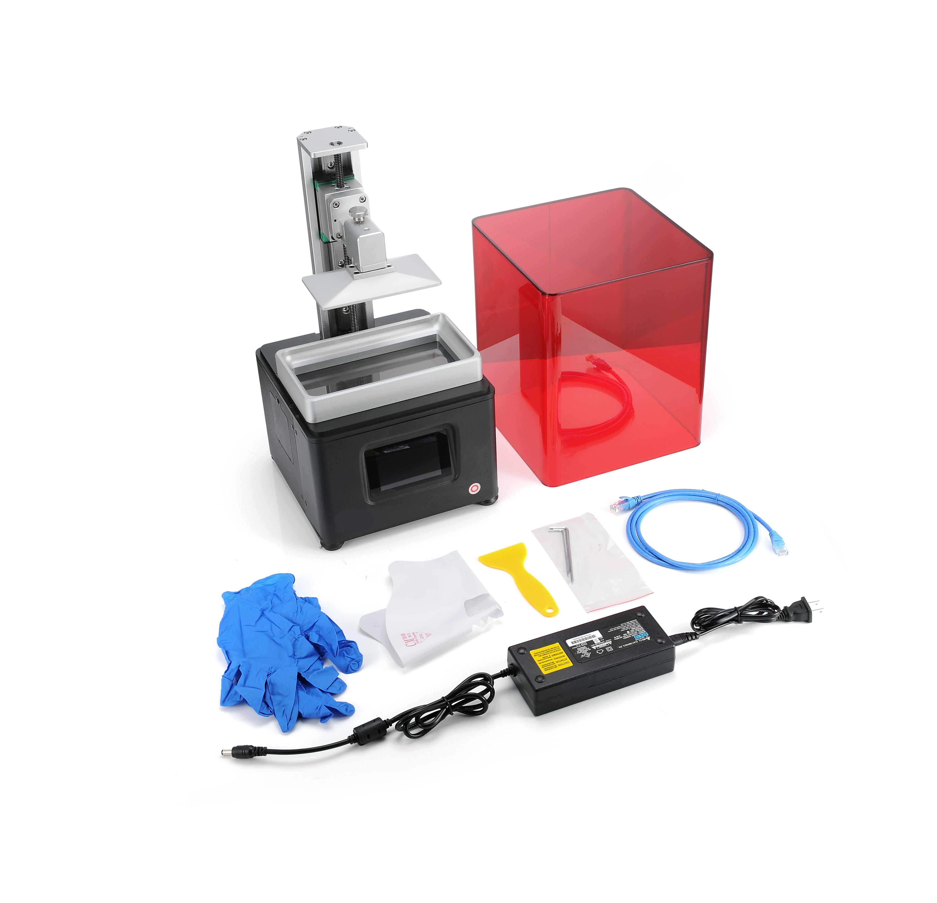 Desktop DLP 3D Printer I accessories