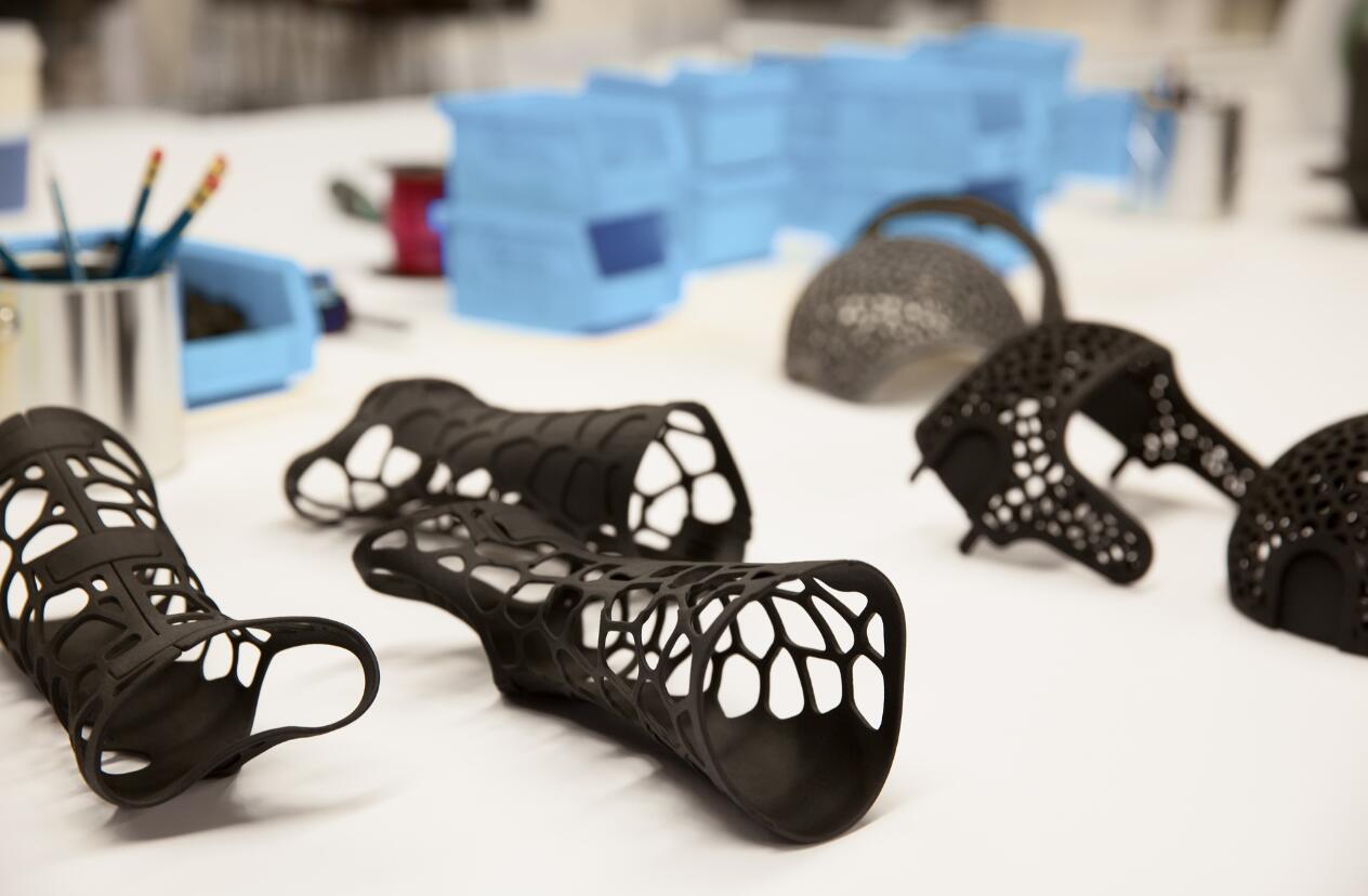 Comment teindre des pièces imprimées en 3D avec imprimante HP 3D