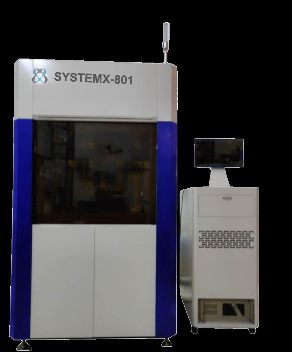 Imprimante 3D SLA industrielle SystemX-801, grand format d'impression 3D