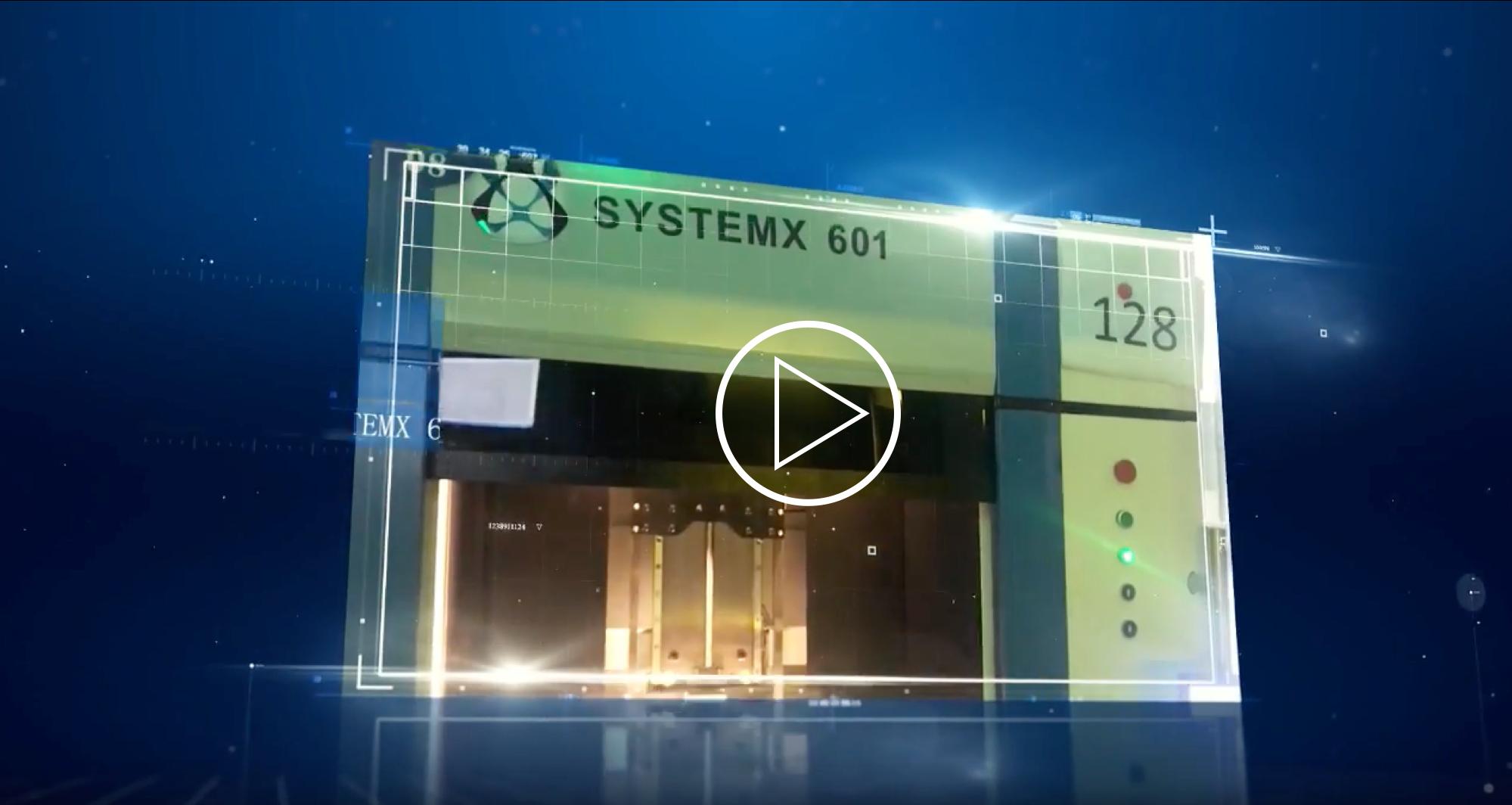Imprimante 3D SLA SystemX en vidéo