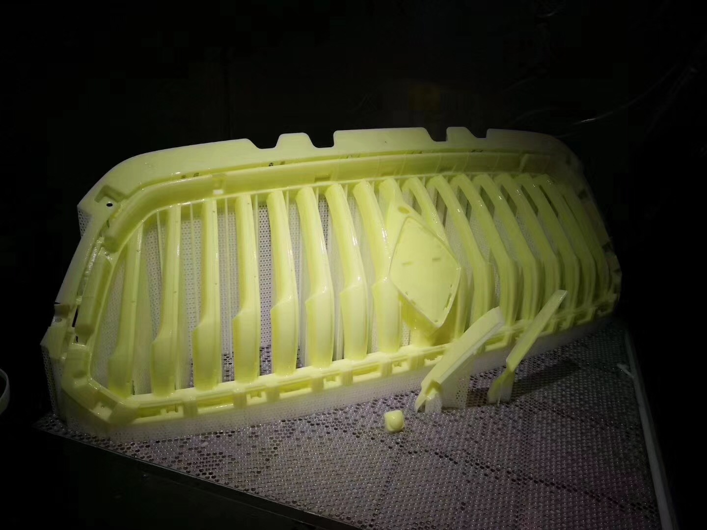 Large Scale SLA 3D printed part Automotive