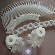Prototypes imprimés en SLA 3D sur imprimante 3D SystemX