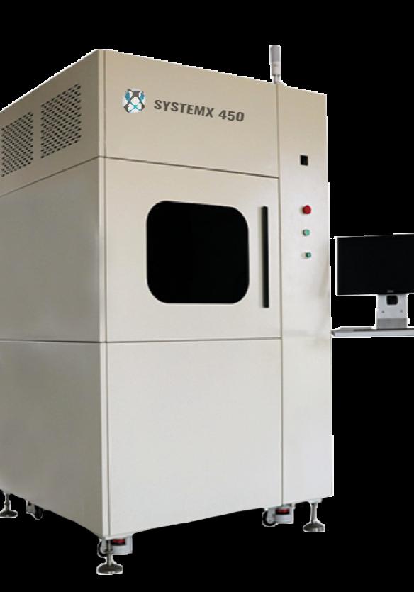 Imprimante 3D SLA SystemX 450, pour imprimer des pièces précis des en 3D avec des résines DSM Somos