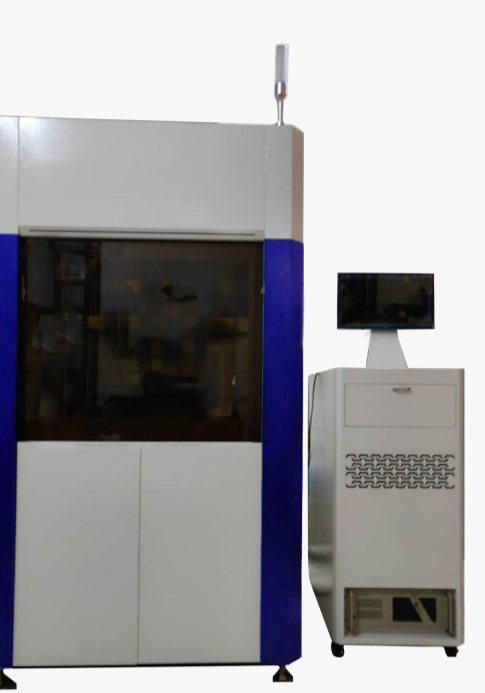SLA 3D Printer SystemX-800, industrial solution to 3D print parts with DSM Somos resins