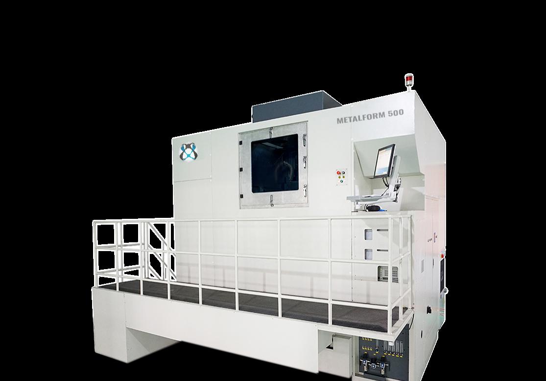 SLM 3D Printers Metalform 500