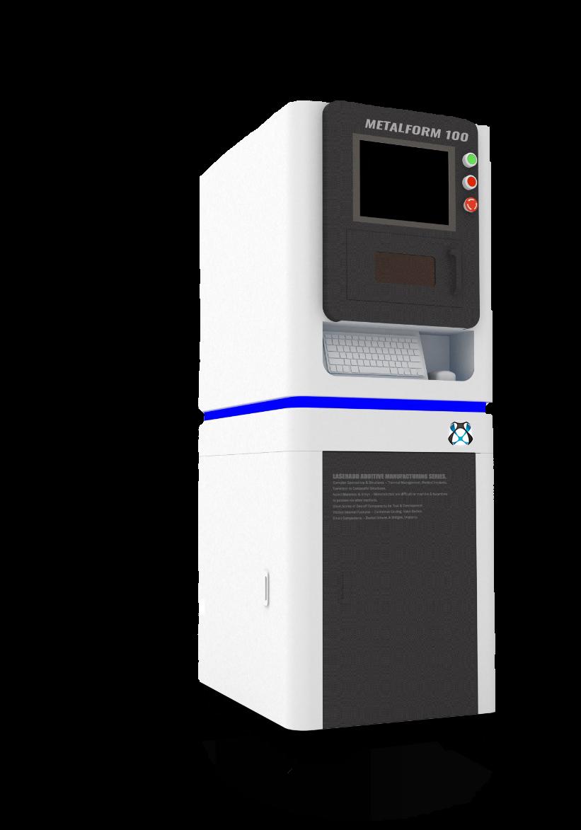 SLM 3D Printers Metalform 100