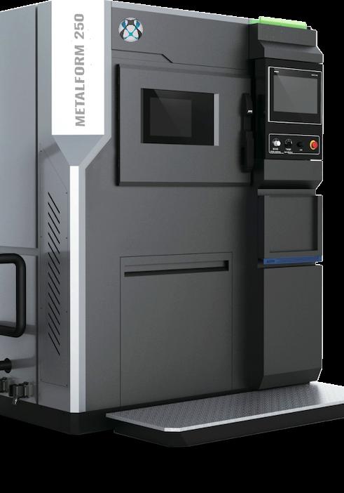 SLM 3D Printers Metalform 250