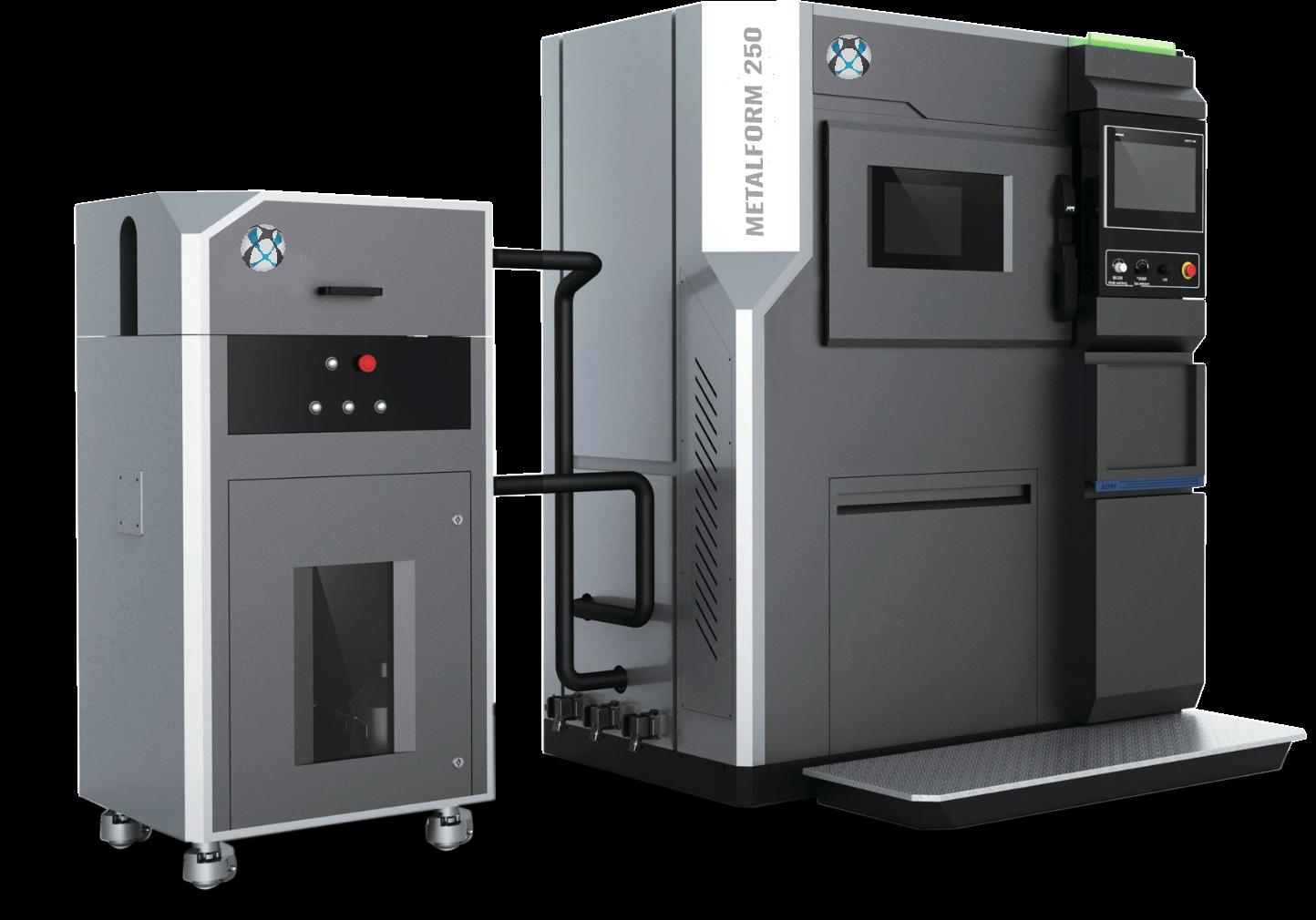 Metalform 250 SLM 3D Printer